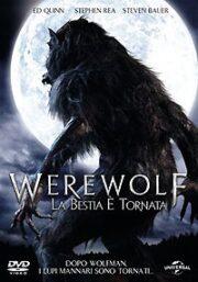 Werewolf – La Bestia E' Tornata (DVD USATO)