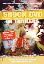 Shock DVD – 66 trailers