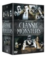 Classic Monsters Box Set (7 Dvd)