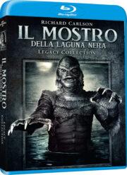 Mostro Della Laguna Nera, Il (Blu-Ray)