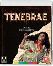 Tenebrae (Tenebre) BLU-RAY