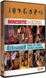 Maciste all'Inferno+Maciste nelle miniere di re Salomone (2 DVD)