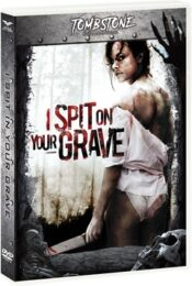 I spit on your grave (2010) (Blu-Ray) Tombstone