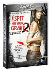 I Spit On Your Grave 2 (Blu Ray) Tombstone
