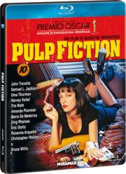 Pulp Fiction – Steelbook (2 Blu-Ray Disc)
