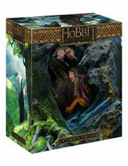 Lo Hobbit – Un Viaggio Inaspettato (Collectors Edition) ( 5 Blu-Ray + statuina)