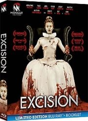 Excision (Blu Ray+Booklet) LTD