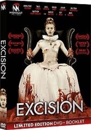 Excision (Dvd+Booklet) LTD