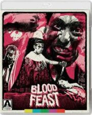 Blood feast [Blu Ray + DVD]