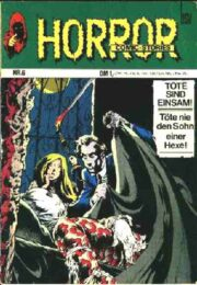 Horror – Comic Stories n.6