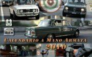 Calendario a mano armata 2010