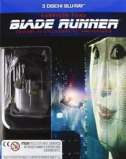 Blade Runner 30th Anniversary Collector's Edition (3 Blu-Ray + gadget)