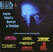 Lucio Fulci's Horror & Thriller – The best horror soundtracks (CD)