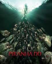 Piranha 3DD (3D) (LTD Steelbook) (Blu-Ray)