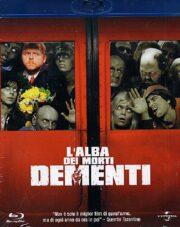 Alba dei morti dementi, L' (Blu-Ray)
