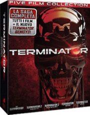 Terminator- La Collezione Completa (5 BLU RAY)