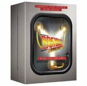 Ritorno Al Futuro – La Trilogia (30th Anniversary) Flux Capacitor Limited Edition Collection (4 Blu-Ray+Book+Gadget)