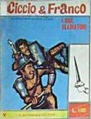 Ciccio & Franco n. 11 (1968) – I due gladiatori