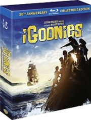 Goonies – 30th Anniversary Collector'S Edition (Blu-Ray+Gadget)