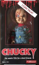 Bambola Assassina (Bride of Chucky) Chucky Talking (38cm)