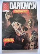 Darkman – La versione ufficiale a fumetti