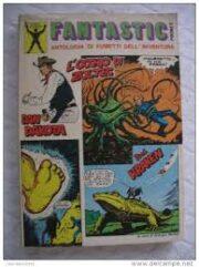 Fantastic Pocket – Antologia di fumetti dell'avventura