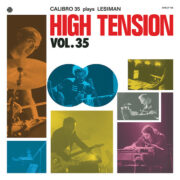 Calibro 35: High tension vol. 35 plays Lesiman (LP)