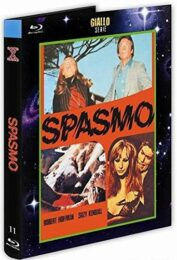 Spasmo – Limited Blu-Ray