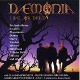 Daemonia: Live… or dead (CD)