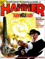 "House of Hammer magazine: ""Burn Witch Burn"" a fumetti"