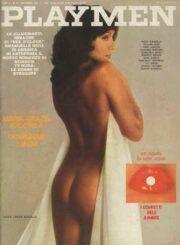 Playmen 1976 (novembre) LAURA GEMSER, MARIA GRAZIA BUCCELLA