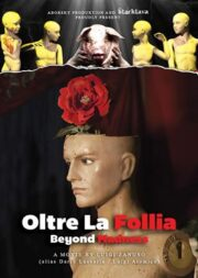Oltre La follia + 999 Pensieri laici + gadget (Limited Edition 10 COPIE) DVD + Libro + Cartolina + Adesivo