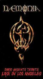 Daemonia – Dario Argento Tribute: Live in Los Angeles (DVD + CD)