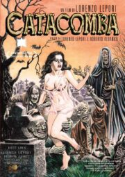Catacomba (DVD+Fumetto+FOTO AUTOGRAFATA)
