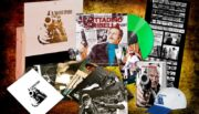 Enzo G. Castellari – Il Bianco Spara! (autobiografia) LTD ED. 100 COPIES WOOD BOX SET con autografo