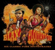 Blaxploitation – Six classic funk soundtrack (6 CD BOX)