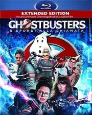 Ghostbusters (2016) Extended Edition (Blu-Ray)