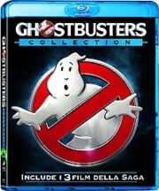 Ghostbusters Collection (3 Blu Ray)