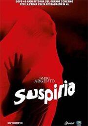 Suspiria (Versione restaurata – 40° Anniversario)