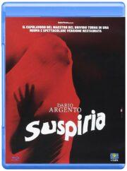 Suspiria (Versione restaurata 40° Anniversario) Blu Ray