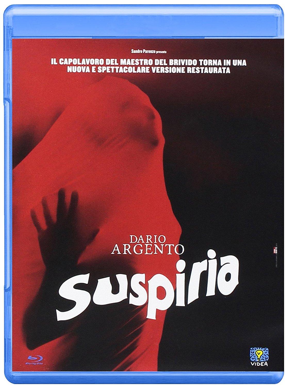 Suspiria - Versione Restaurata (1977) FullHD Untouched DTS+AC3 ITA ENG Subs