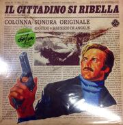 """Colonna Sonora """"Il cittadino si ribella"""", LTD edition esclusiva su vinile verde"""