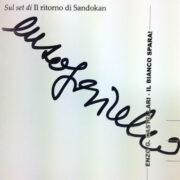Cartolina autografata
