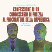 Confessione di un commissario di polizia al procuratore della repubblica LP + Poster