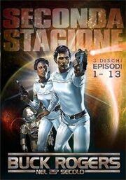 Buck Rogers – Stagione 2, box 1 (3 Blu Ray)