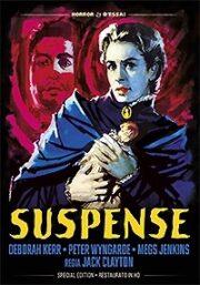 Suspense (Special Edition Restaurato In Hd) +Poster 24×37 Cm