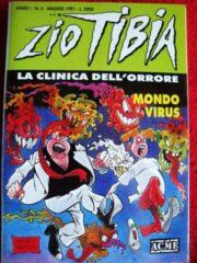 Zio Tibia n.05 – Mondo virus (1991)