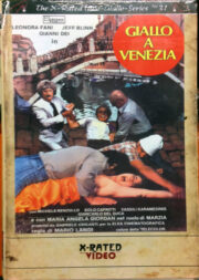 Giallo a Venezia – Ultralimited 144 [Blu-Ray]
