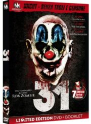 31 (Rob Zombie) Limited Edition (DVD+Booklet+7card)