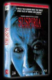 Suspiria [Big Hardbox LTD 111] Cover M (Blu-Ray + 2 DVD + CD)